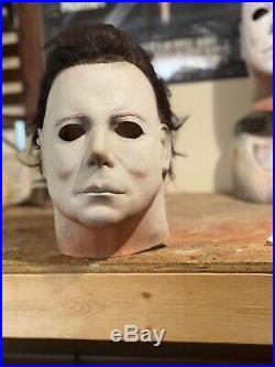 Halloween (1978) Michael Myers Mask Nag 75k Castle