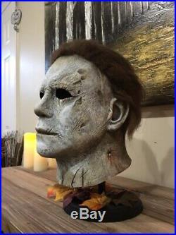 Halloween 2018 Michael Myers Mask TOTS Rehauled