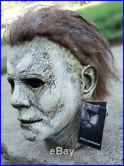 Halloween 2018 Michael Myers Mask Tots Rehaul