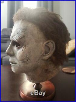 Halloween 2018 Michael Myers Mask Trick or Treat Studios