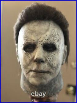 Halloween 2018 Michael Myers Rehaul Mask