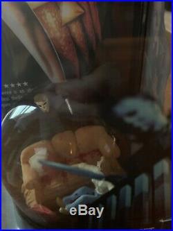 Halloween 20th Anniversary Bloody Snow Globe Michael Myers