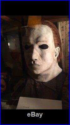 Halloween 5 Revenge Of Michael Myers Real Original Knb 1989 Production Pull Mask