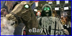 Halloween Animated Lifesize ZOMBIE REAPER'S RIDE Prop NEW 2020 PRE ORDER