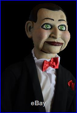 Halloween Dead Silence Billy Life Size Puppet Prop Haunted House NEW