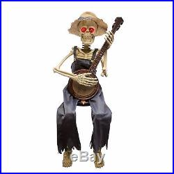 Halloween Decoration Skeleton Outdoor Haunted House Prop Party Yard Scary Decor