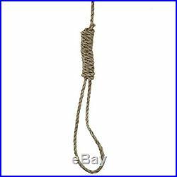 Halloween Hangman's Noose Prop 3/8 Great for hanging lighter props