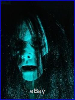 Halloween Horror Corpse Ghost Spirit Prop Head & Hands Haunted House SCARY