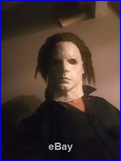 Halloween Latex horror Mask Michael Myers Rob Zombies DESTROYER CLEAN