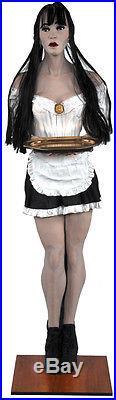 Halloween Life Size Moan Eek The Maid Decoration Prop