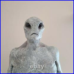 Halloween Professional Costume ALIEN MIND CONTROL large mask quality