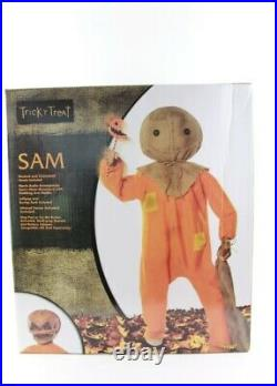 Halloween Sam Trick'r Treat Animatronic Halloween Decoration 51 Tall