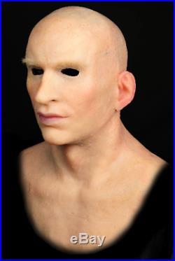 Hans Bold Silicone Mask High Quality, Unique Active Realistic Halloween
