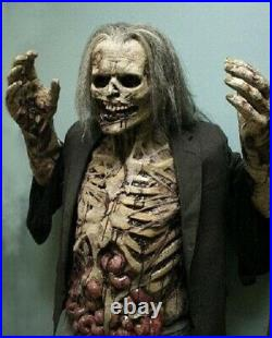 High Quality Halloween Zombie Lurker Halloween Costume WithChest Hands and Mask
