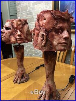 Human Skin Lamp