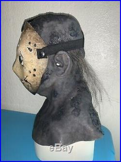 JASON VOORHEES silicone hood By CFX (not Freddy Not Michael Myers)