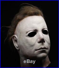 JC NAG 75k Castle 2019 Michael Myers Mask GRAIL! NOT JASON FREDDY OR LEATHERFACE