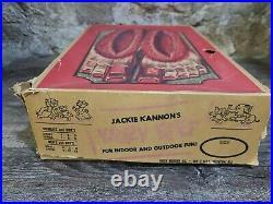 Jackie Kannon Krazy Feet HALLOWEEN Costume Shoes Vintage