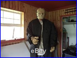 Jason voorhees life size animatronic