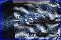Jaws Halloween Costume With Original Box 1975 Youth Small Universal Studios