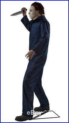 John Carpenters Halloween 6 Ft Michael Myers Animatronic Figure Prop New