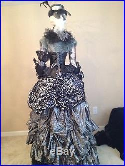 Katherine's Collection Wayne Kleski Life Size 57 Halloween Doll Retired