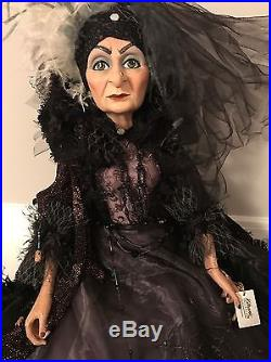 Katherine's Collection Witch Gypsy Doll