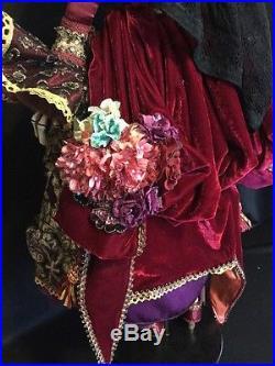 Katherines Collection Venetian Masquerade Lucretia Caravello 32 Skeleton Doll