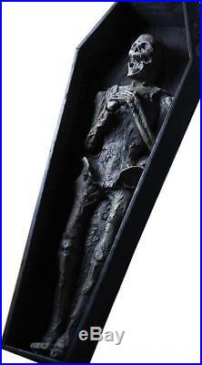LIFE SIZE ROTTEN CORPSE SKELETON DEAD GRAVE Halloween Prop YARD HAUNTED HOUSE