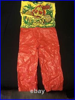 Land Of The Lost Sleestak Ben Cooper Costume 1975 Super Rare