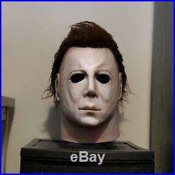 MICHAEL MYERSHalloween 1978 Sinister Studio OBSESSION Mask Rehaul H1