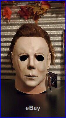 MICHAEL MYERSHalloween 1978 TOTS H78 Mask Rehaul/Repaint