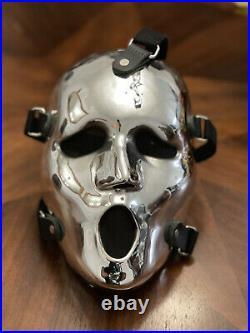 MTV Ghostface Brandon James Mask (Chrome Burkbench)