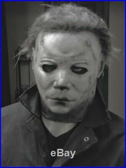 Michael Myers Don Post'99 Mask Grail H2 Joey Romero Benn7 Heath Johnson