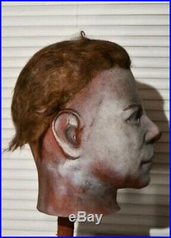 Michael Myers Halloween 2 Mask JC Nightowl Shat H2