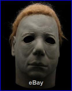 Michael Myers Halloween II Mask Kh/dw #18 Mint Condition