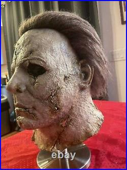 Michael Myers Mask Buried 2 Dela Torre #40