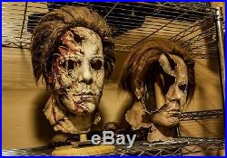 Michael Myers Mask Buried Dream Sequence