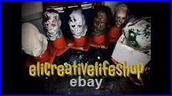 Michael Myers Mask H2 Rob Zombies (Rabbit In Red) ECLS