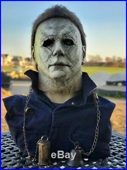 Michael Myers Mask H40 By Se7ensins Not Leatherface Jason Freddy 2018