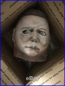Michael Myers Mask Halloween 2 Mask 1975 Kirk Mask Warlock CGP