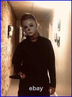 Michael Myers Mask Halloween 2 Mask Captain Kirk Mask Halloween 1981