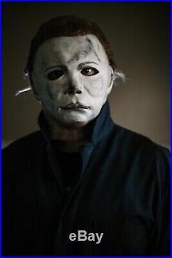 Michael Myers Mask Halloween 2 UL81 HHP