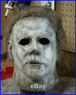 Michael Myers Rehaul 2018 Mask Halloween Trick Or Treat Studios TOTS H40