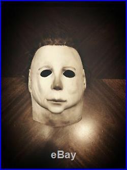 Michael Myers WMP JTK H1 Halloween Mask Mint