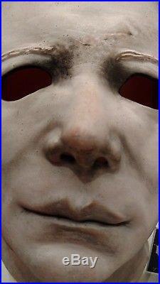 Michael Myers Warlock Mask CGP Absolutely Mint Not Freddy Jason