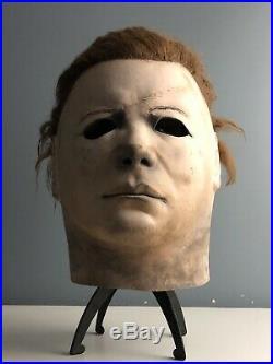 Michael Myers Warlock Mask CGP Halloween 2 Terry Lambert, Cemetery Gate Prod