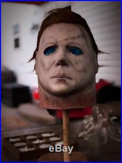 Michael myers mask overhauled