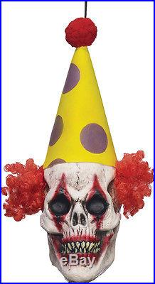 Morris Costumes Clown Hanging Head Prop. FM72885