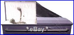 Morris Costumes Coffin Large Decorations & Props Full Size. VA213